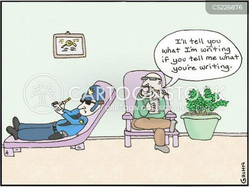 pyschiatry cartoon