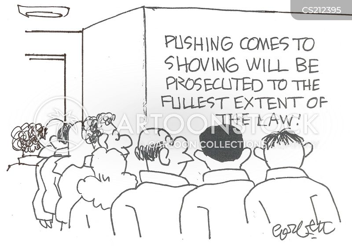 criminal charges cartoon