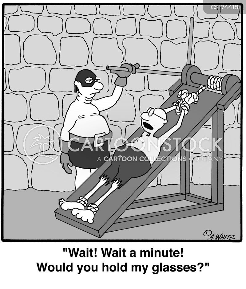 Image result for tortured accountant cartoon