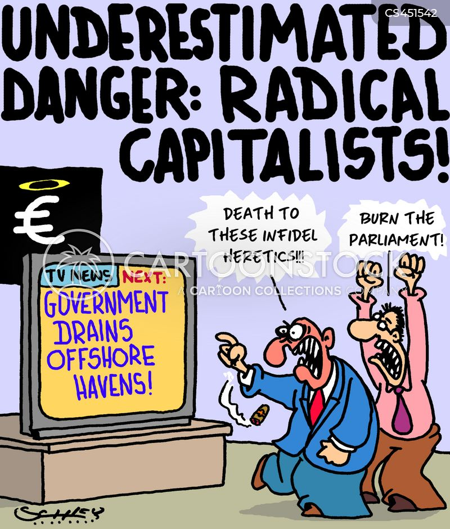 radicalization cartoon