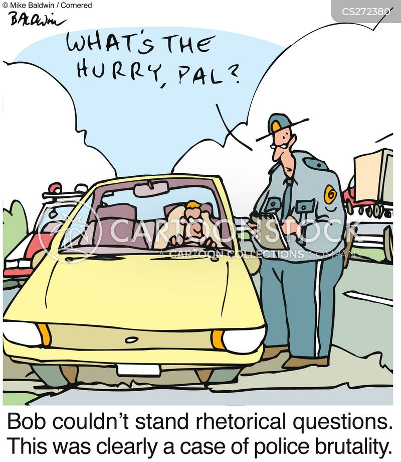 Traffic Offense Cartoons And Comics Funny Pictures From