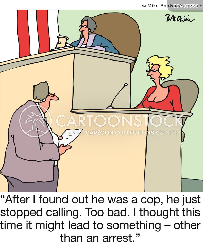 Undercover Detectives Cartoons and Comics - funny pictures from