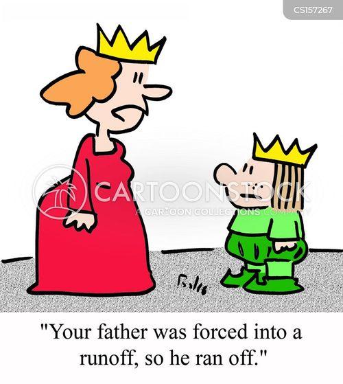 crown prince cartoon
