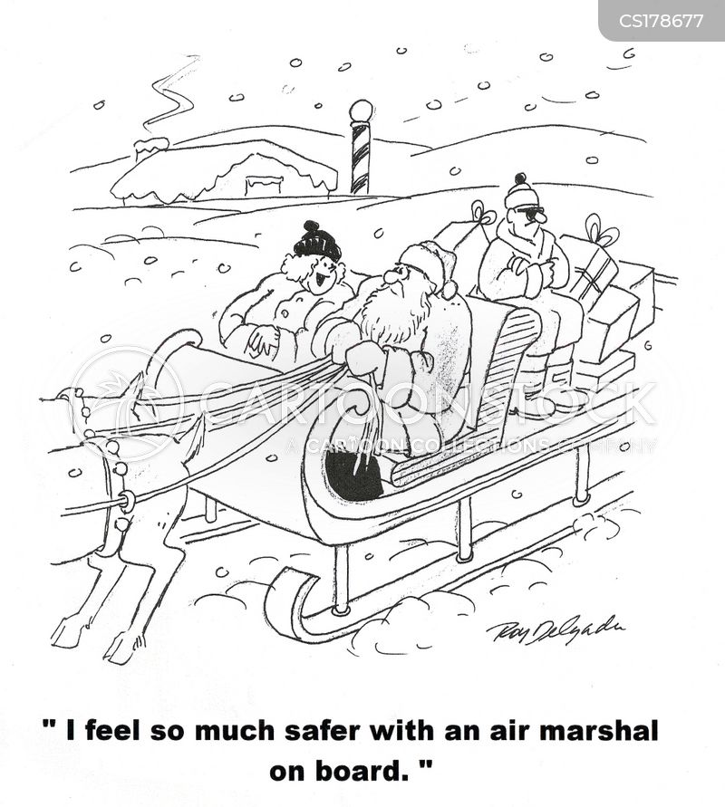 safety measure cartoon