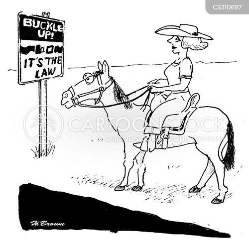 buckle cartoon