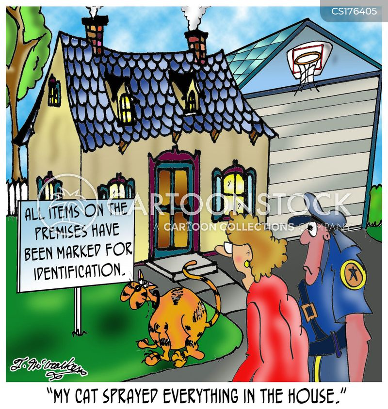 trespassers cartoon