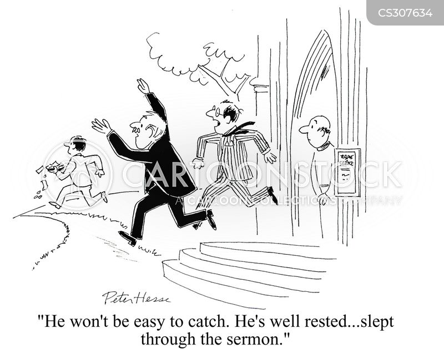 collection fund cartoon