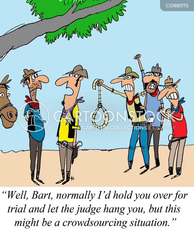 nooses cartoon