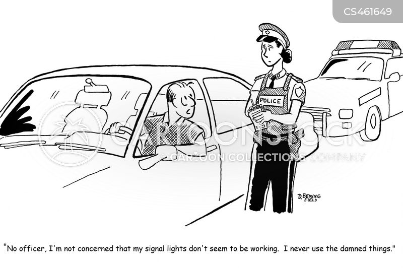 automobile repair cartoon