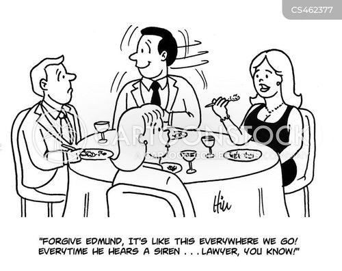 emergency sirens cartoon