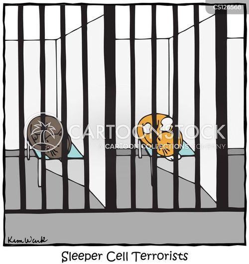 clandestine cartoon