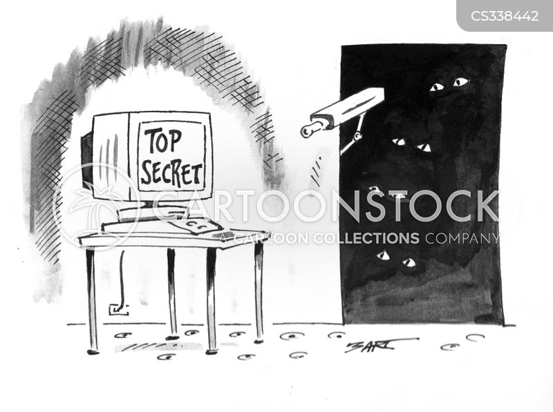 sleuth cartoon