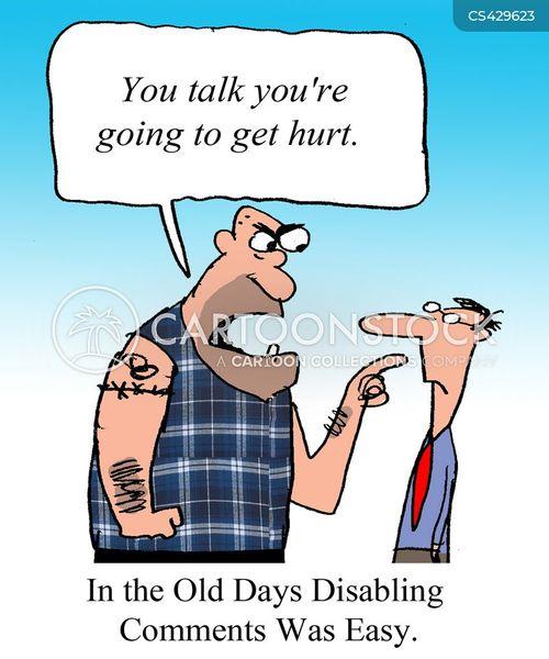 cyber-bullying cartoon