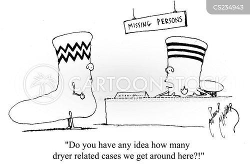 odd sock cartoon
