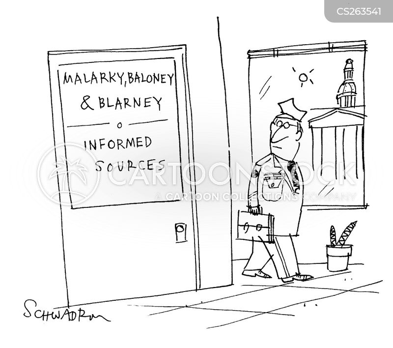malarkey cartoon
