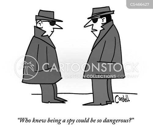 treachery cartoon