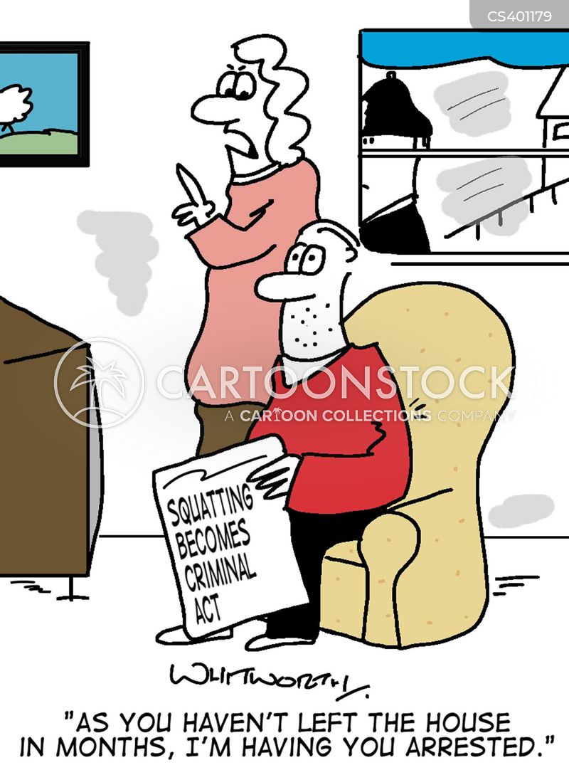 criminal offences cartoon