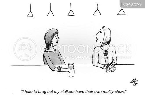 bragged cartoon