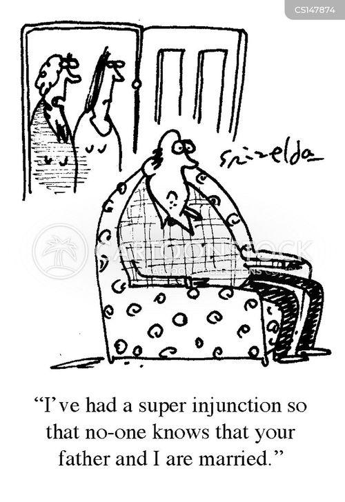super injunction cartoon