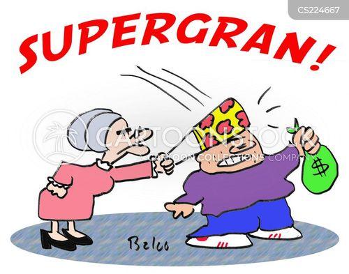 supergran cartoon