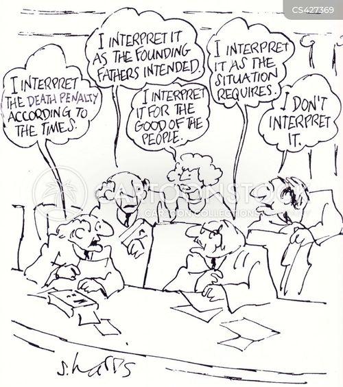 criminal laws cartoon