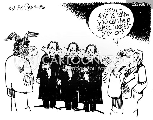 supreme court nominees cartoon