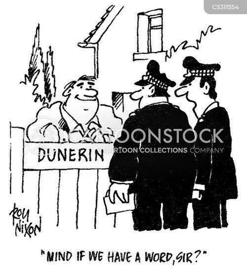 suspected cartoon