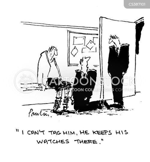 bootlegger cartoon