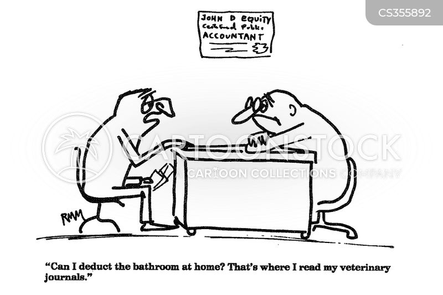 animal clinics cartoon