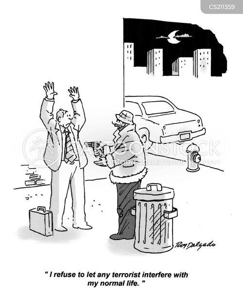 interfered cartoon