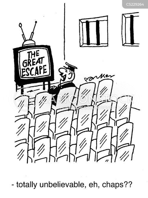 tv room cartoon