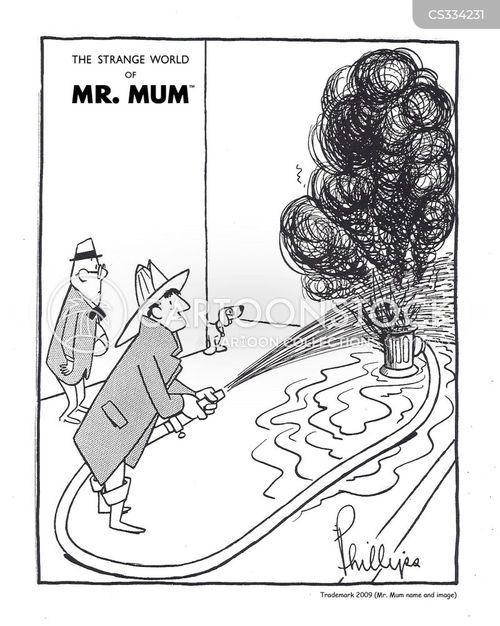 blaze cartoon