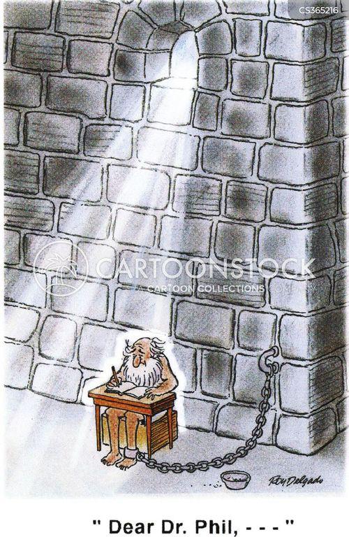agony aunts cartoon