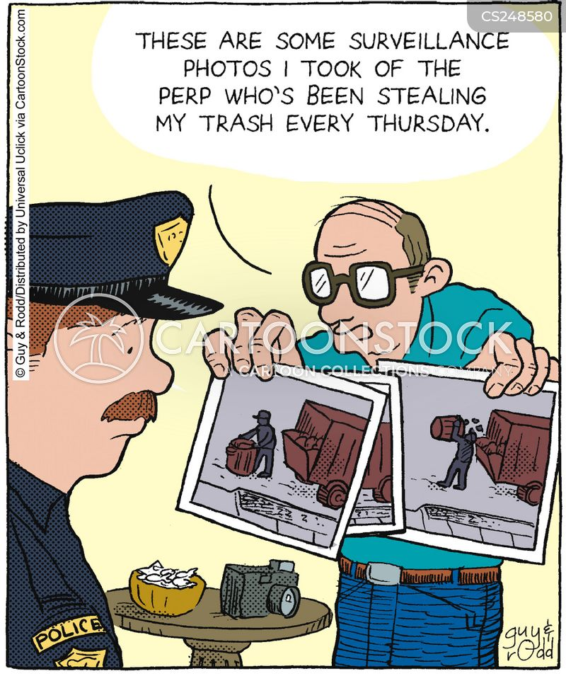 perp cartoon