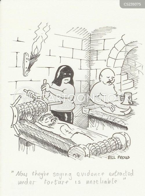 admissable evidence cartoon