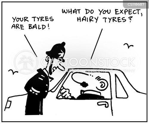 traction cartoon