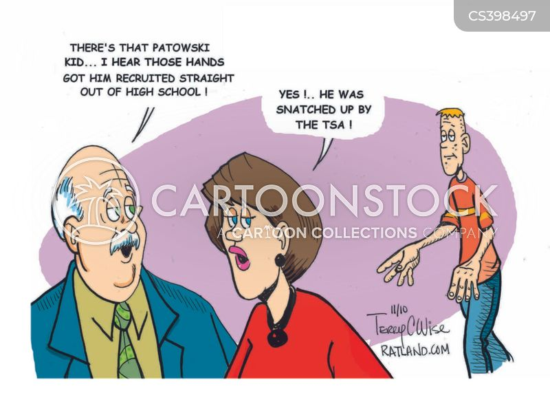 patdowns cartoon