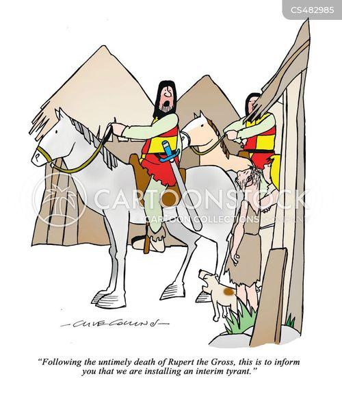 warlords cartoon