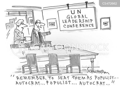 autocracy cartoon