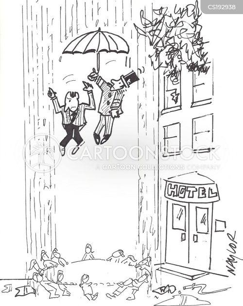 poshness cartoon