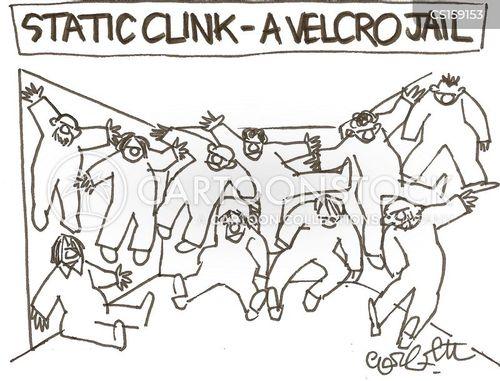 velcro cartoon