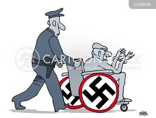ww2 cartoon