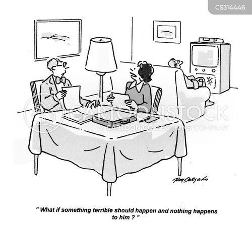 testaments cartoon