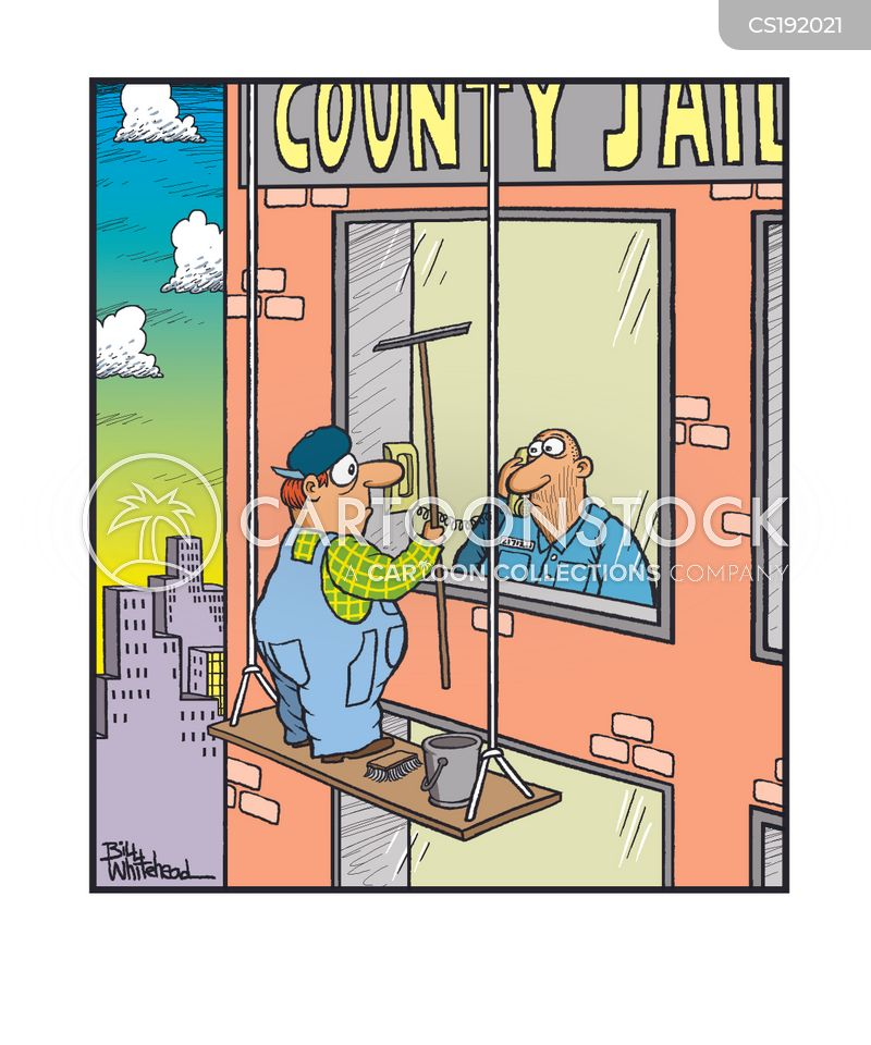 county cartoon