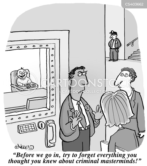 mastermind cartoon
