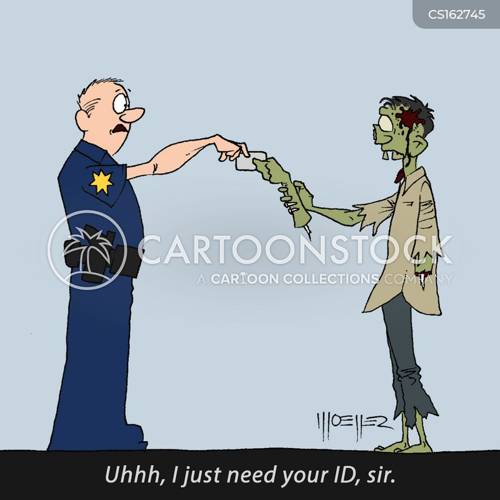 zombie apocalypse cartoon