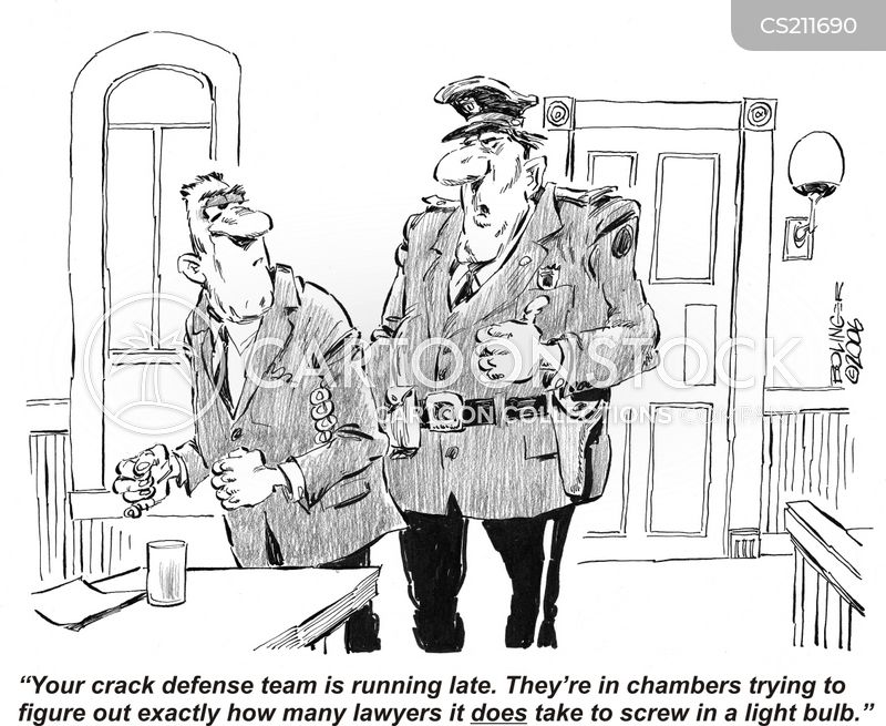 martial law cartoon