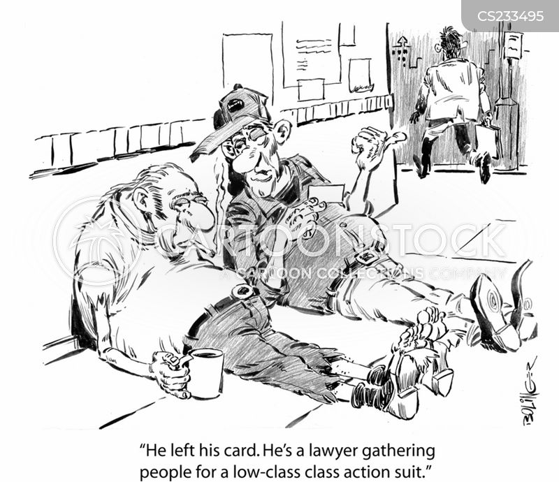 accident lawyers cartoon
