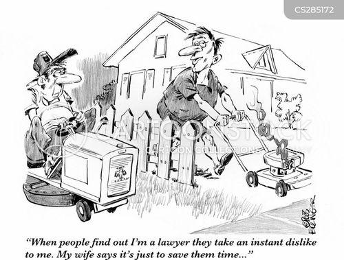 save time cartoon