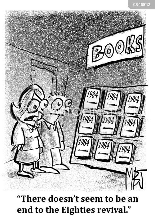 nineteen-eighties cartoon